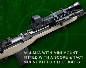 Amega M14-M1A Mount