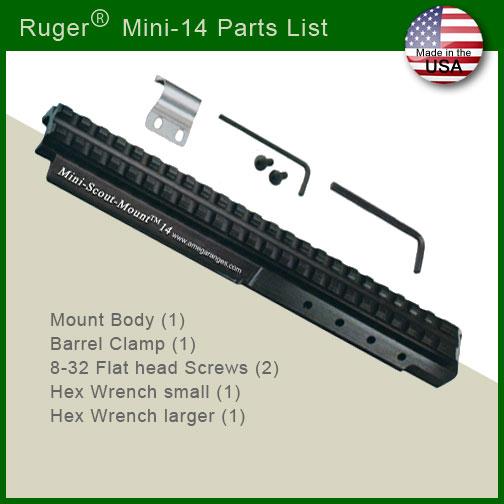 ruger mini 14 parts diagram  mini  auto wiring diagram