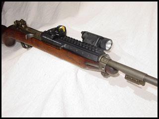 Amega M1 Carbine Mount